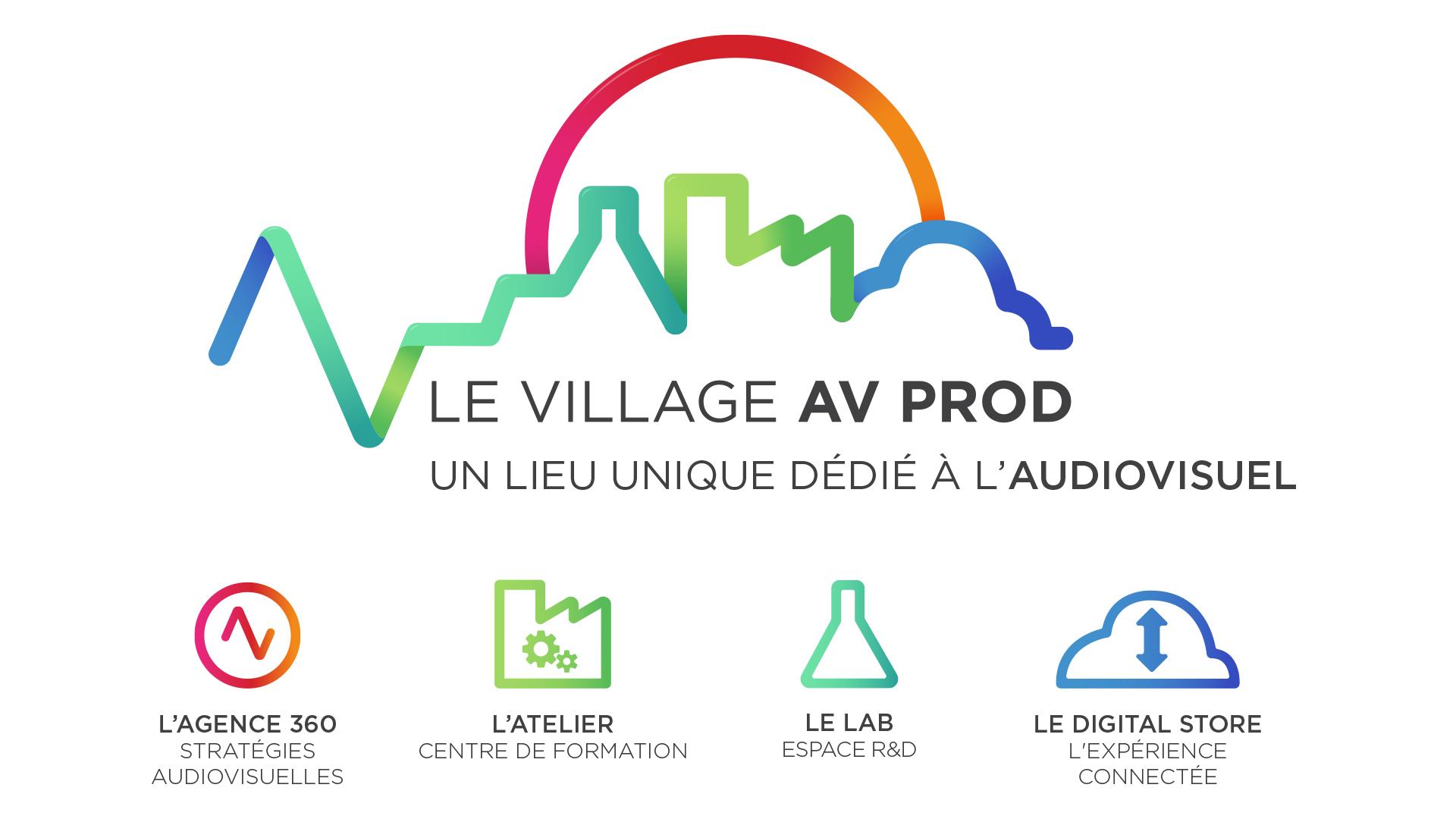 Découvrez le Village AV Prod en vidéo !