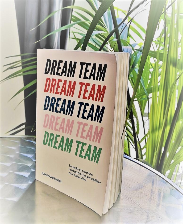 livre dream team