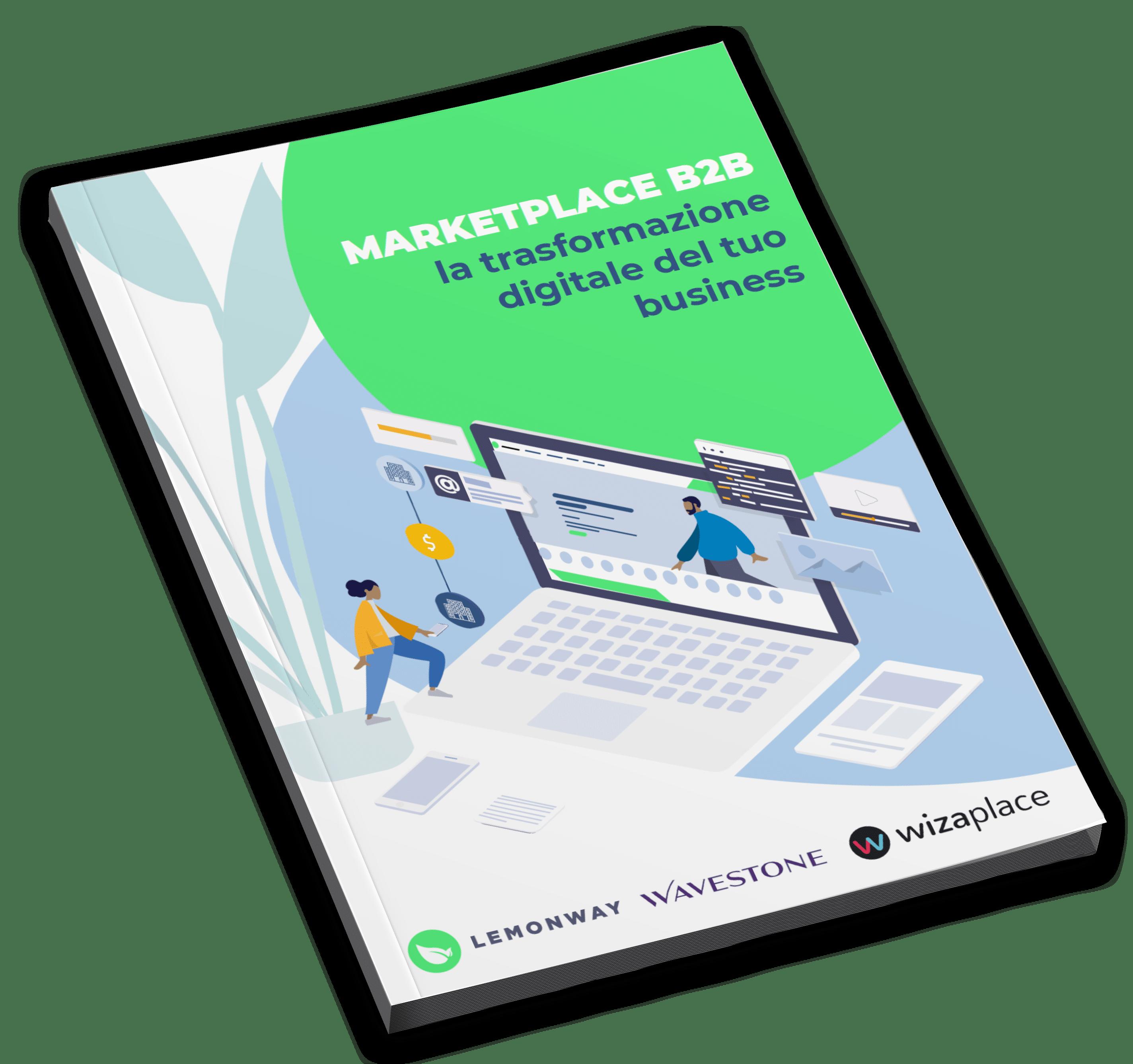 MARKETPLACE B2B - la trasformazione digitale del tuo business