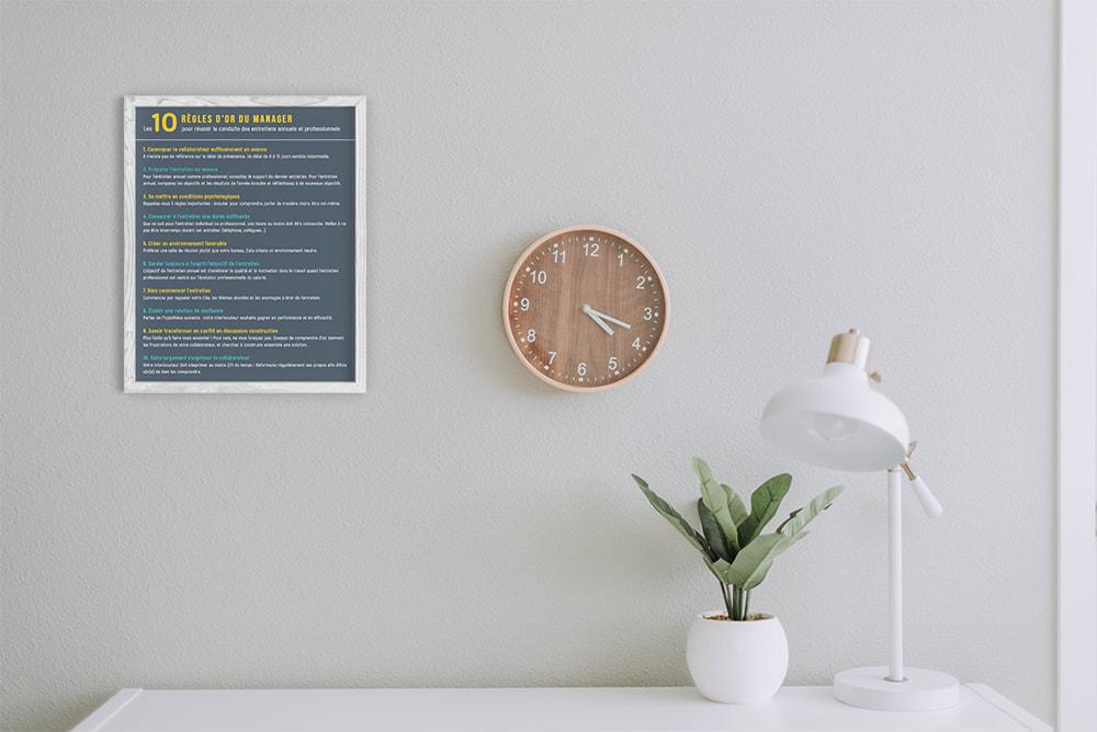 regles d'or manager entretiens