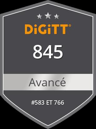 Badge DigiTT