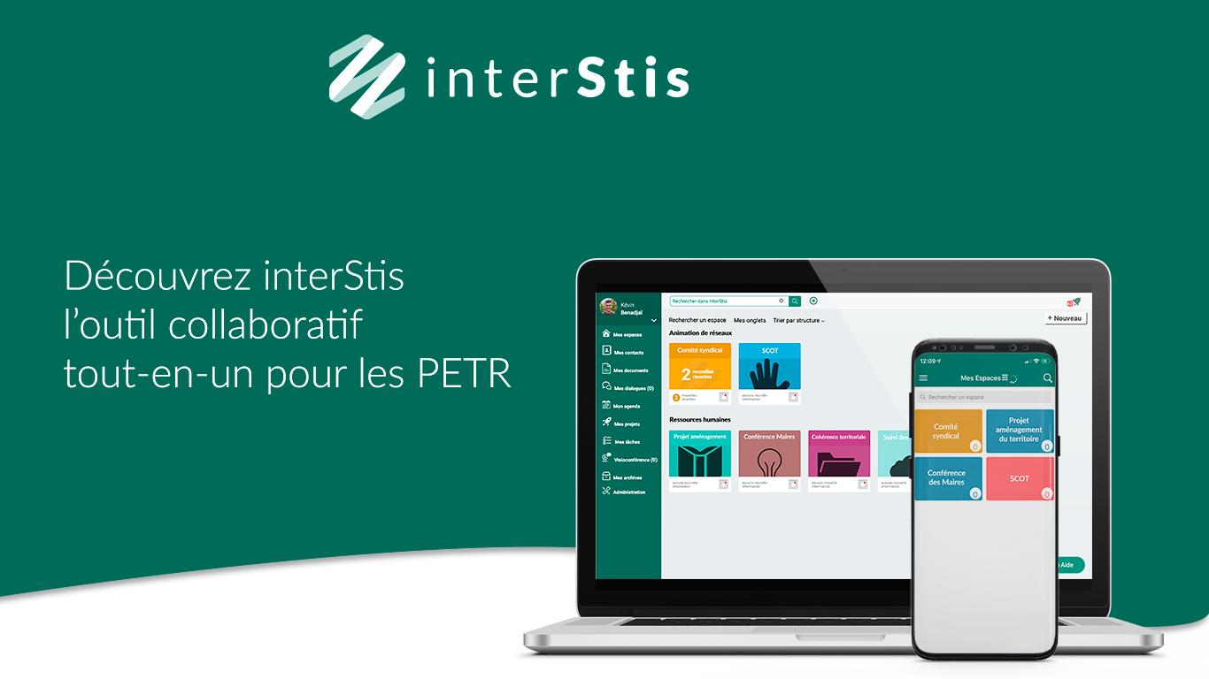 InterStis | la plateforme pour les usages numériques des PETR