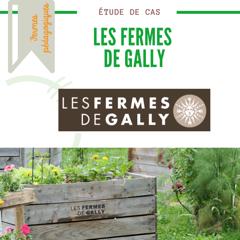 Etude de cas Fermes de Gally compostage déchets alimentaires UpCycle