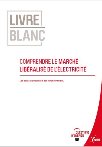marché libéralisé de l'électricité