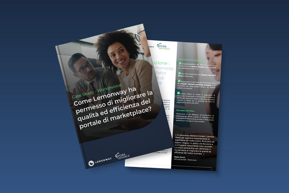 CASE STUDY- Workinvoice - Come Lemonway ha permesso di migliorare la qualità ed efficienza del portale di marketplace?