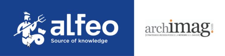 Logo Alfeo et Archimag