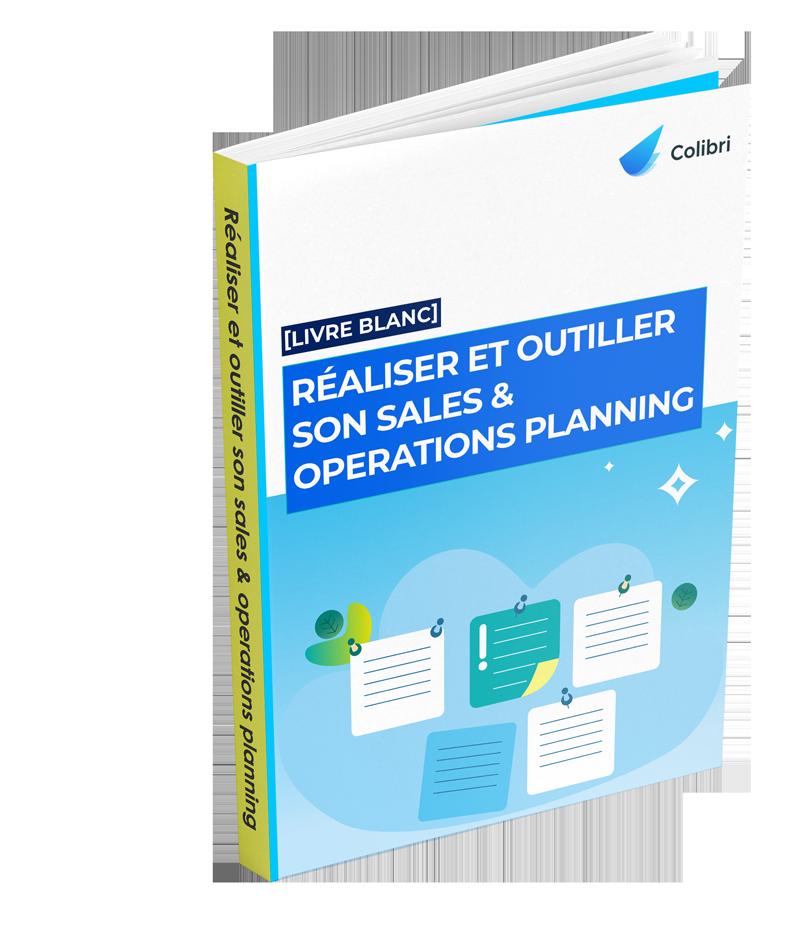 Livre Blanc - Réaliser et Outiller son Sales & Operations Planning
