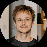 Sylvain Karpinski, PDG de Gusta Foods