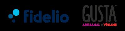 Logo Fidelio ERP et Gusta Foods
