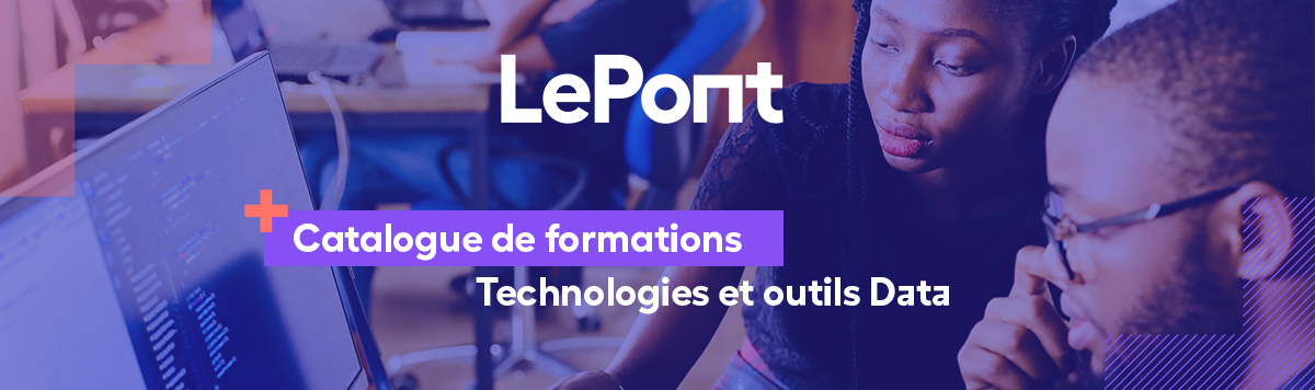Catalogue formations LePont