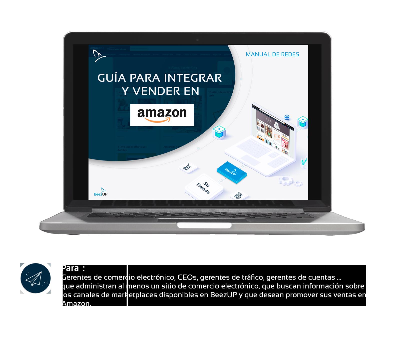 Guía para vender en Amazon con BeezUP