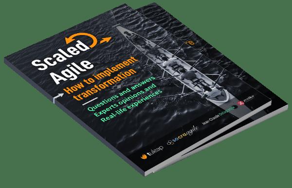 ebook scaled agile - scaled agile framework - SAFe