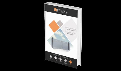 Catalogue Portail motorisé Portaleco