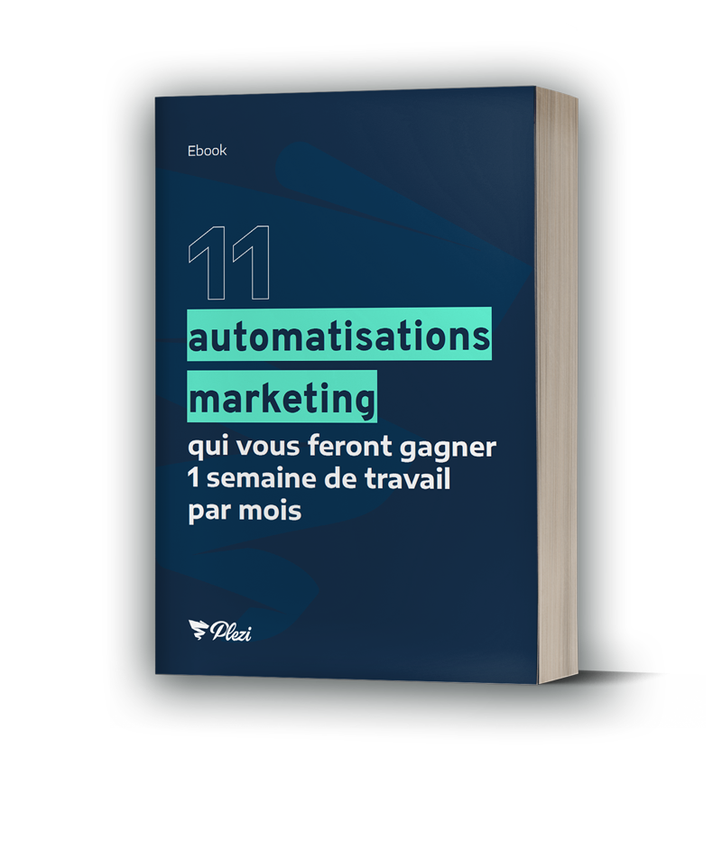 Ebook 11 Automatisations Marketing