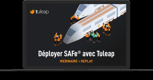 déployer SAFe agile avec tuleap