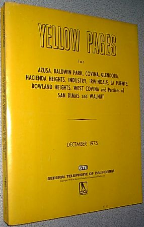 yellow pages for rowland heights ca