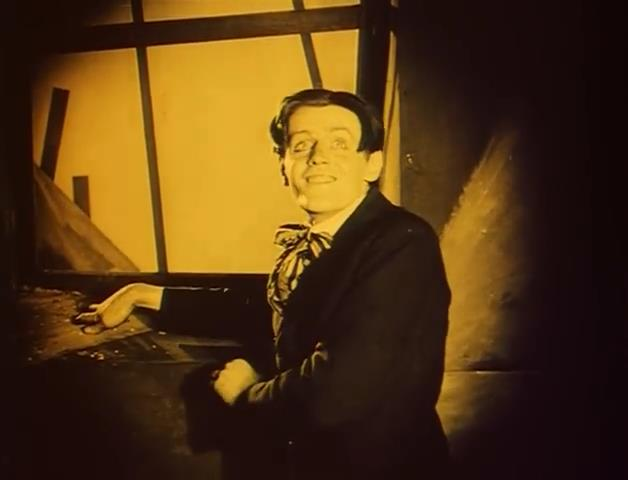 The Cabinet of Dr. Caligari 1