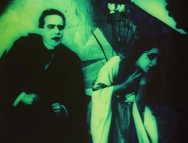 The Cabinet of Dr. Caligari 5