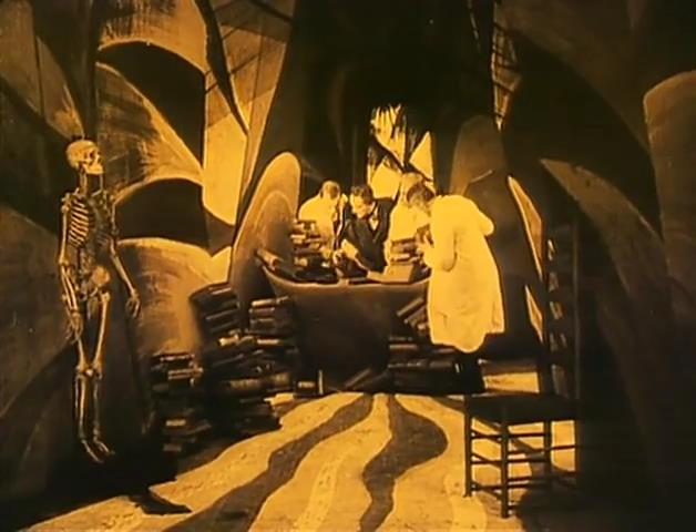 The Cabinet of Dr. Caligari 8