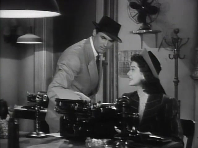 His Girl Friday 11