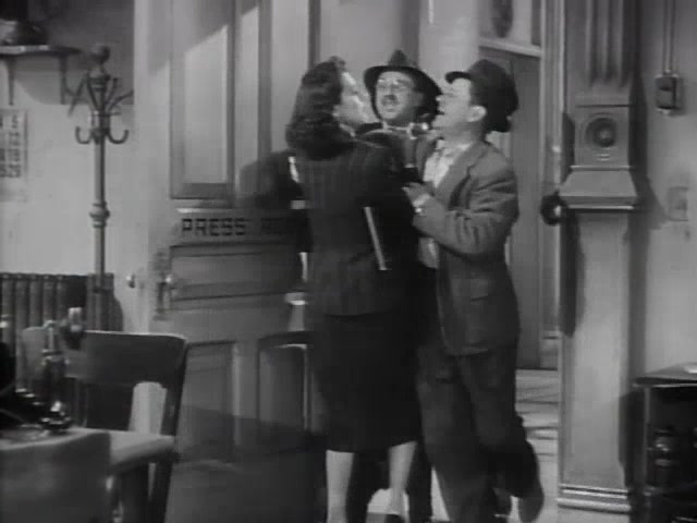 His Girl Friday 12