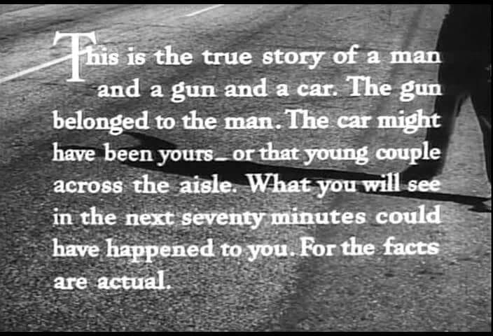 The Hitch-Hiker 1