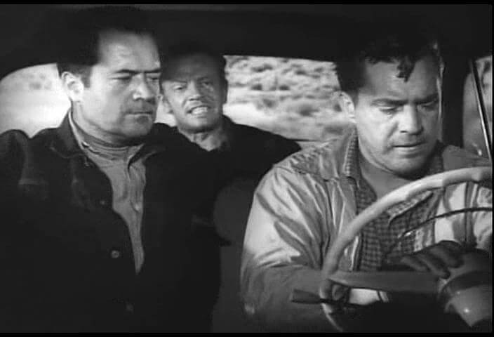 The Hitch-Hiker 5