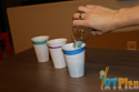 Leveled Cup OT activity