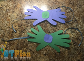 Fathers Day Bow Ties OT activity