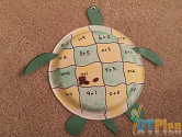 Addition Turtle OT activity