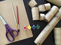Paper Rolls Building OT activity