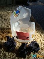 Recycled Jug Catcher OT activity