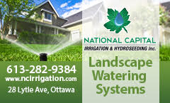 National Capital Irrigation & Hydroseeding Inc.