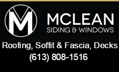 Mclean Siding & Windows Ltd
