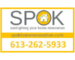 Website for SPOK Home Renovation