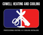 Website for Cowell Heating and Cooling