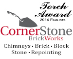 Website for Cornerstone Brickworks Inc.