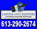 Website for Capital City Painters