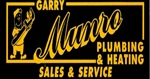 Website for Garry Munro Plumbing & Heating Limited