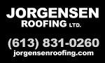 Website for Jorgensen Roofing Limited