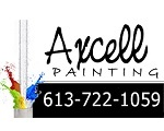 Website for Axcell Painting and Decorating