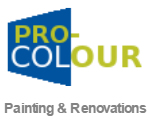Website for Pro-Colour Painting & Renovations