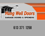 Website for Hung Well Doors