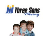 Website for Three Sons Moving & Storage Ltd.