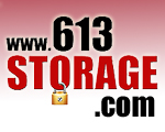 Website for 613storage