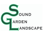 Website for Sound Garden Landscape