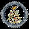 Stargate Atlantis Christmas icon
