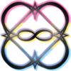 Polyamory Pride Symbol by Vergess