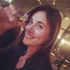 photo of Jayne Brook/Kat Corwell drinking a shot