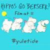 Hippos Go Berserk by Sandra Boynton